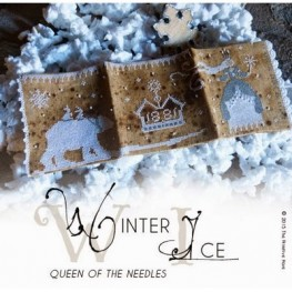 Схема Winter Ice Queen of the Needles The Primitive Hare