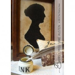 Схема Simply Miss Jane Austen The Primitive Hare