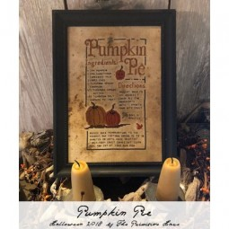 Схема Pumpkin Pie The Primitive Hare