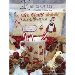 Схема Mrs. Claus Bed and Breakfast The Primitive Hare