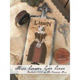 Схема Miss Linette Lynn Linen The Primitive Hare