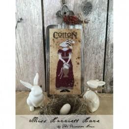 Схема Miss Harriett Hare Cotton The Primitive Hare