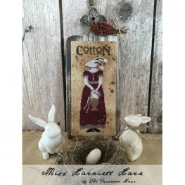 Схема Miss Harriett Hare Cotton The Primitive Hare
