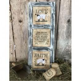 Схема Love and Faith The Primitive Hare