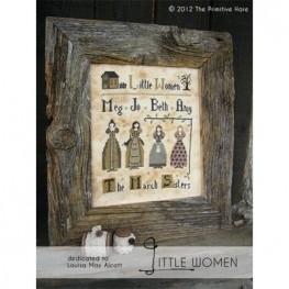 Схема Little Women The Primitive Hare