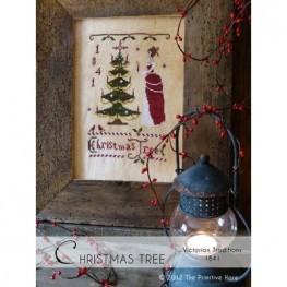 Схема Christmas Tree The Primitive Hare