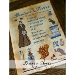 Схема Beatrix Potter The Primitive Hare