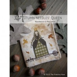 Схема Autumn Needles Queen The Primitive Hare