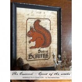 Схема The Squirrel - Spirit of the Woods The Primitive Hare