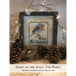 Схема The Robin - Spirit of the Woods The Primitive Hare