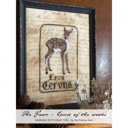 Схема The Fawn - Spirit of the Woods The Primitive Hare