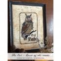 Схема The Owl - Spirit of the Woods The Primitive Hare