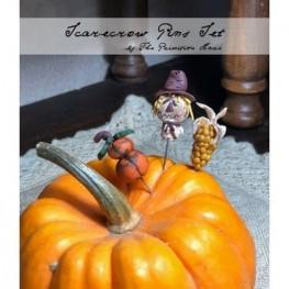 Булавки Scarecrow Pins Set The Primitive Hare