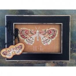 Схема H.L.'s Moth Kathy Barrick