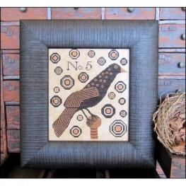 Схема Crow No 5 Kathy Barrick