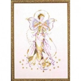 Схема June's Pearl Fairy Mirabilia MD52