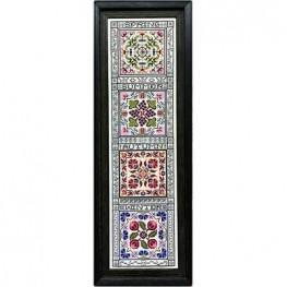 Схема Flowers Of The Seasons Rosewood Manor S1078