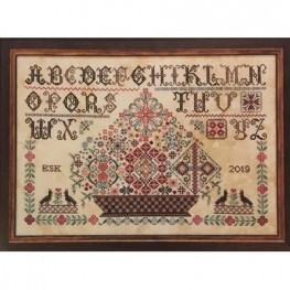 Схема Grayfriar's Sampler Rosewood Manor S1082