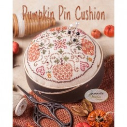 Схема Pumpkin Pincushion Jeannette Douglas