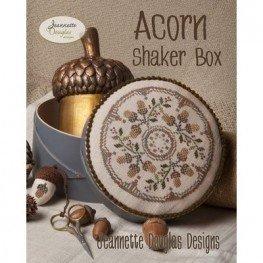 Схема Acorn Shaker Box Jeannette Douglas
