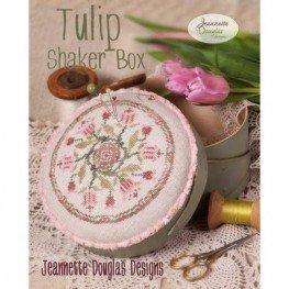Схема Tulip Shaker Box Jeannette Douglas