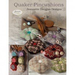 Схема Quaker Pincusions Jeannette Douglas