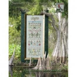 Схема The Sunshine State Sampler Jeannette Douglas
