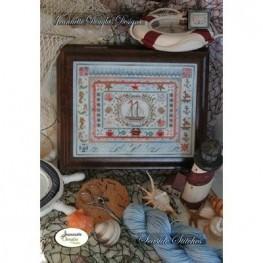 Схема Seaside Stitches - Stitches Series Jeannette Douglas