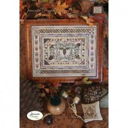 Схема Acorn Stitches - Stitches Series Jeannette Douglas