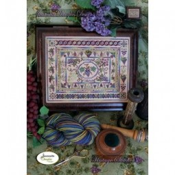Схема Vintage Stitches - Stitches Series Jeannette Douglas
