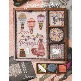 Схема Journey Box Jeannette Douglas Designs