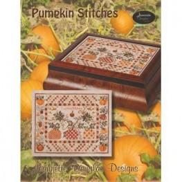 Схема Pumpkin Stitches - Stitches Series Jeannette Douglas
