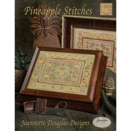 Схема Pineapple Stitches - Stitches Series Jeannette Douglas