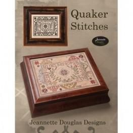Схема Quaker Stitches - Stitches Series Jeannette Douglas