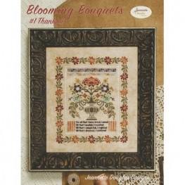 Схема Blooming Bouquets 1 Thankful Jeannette Douglas