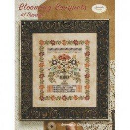 Схема Blooming Bouquets #1 Thankful Jeannette Douglas