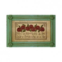 Схема Roses are Red La-D-Da