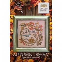 Схема Autumn Dream #11 Cottage Garden Samplings