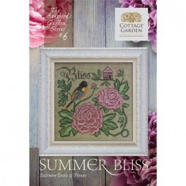 Схема Summer Bliss #6 Cottage Garden Samplings