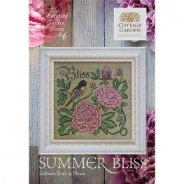 Схема Summer Bliss 6 Cottage Garden Samplings