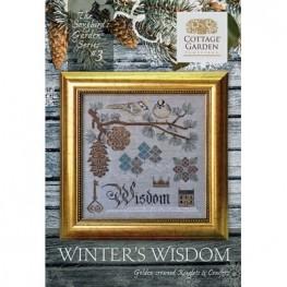 Схема Winter's Wisdom 3 Cottage Garden Samplings