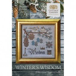 Схема Winter's Wisdom #3 Cottage Garden Samplings