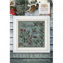 Схема Merry & Bright #2 Cottage Garden Samplings