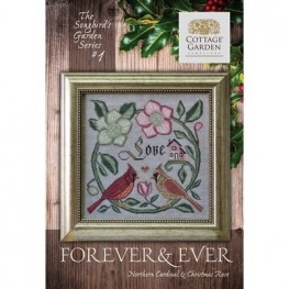 Схема Forever & Ever #1 Cottage Garden Samplings