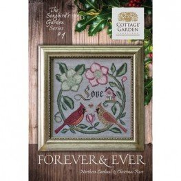 Схема Forever & Ever 1 Cottage Garden Samplings