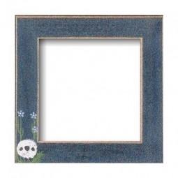 Рамка деревянная Matte Blue w/Sheep in the Meadow GBFRFA1 Mill Hill