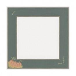 Рамка дерев'яна Matte Green w/Pumpkins GBFRFA5 Mill Hill