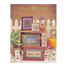 Буклет Pumpkin Flight Mill Hill MHP99