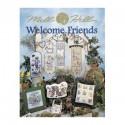 Буклет Welcome Friends Mill Hill MHP96