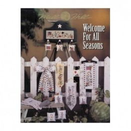 Буклет Welcome For All Seasons Mill Hill MHP64